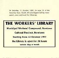 Workers Library