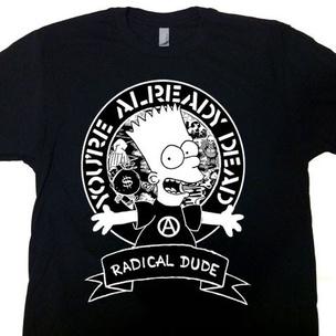 Radical Dude T-Shirt [XL]