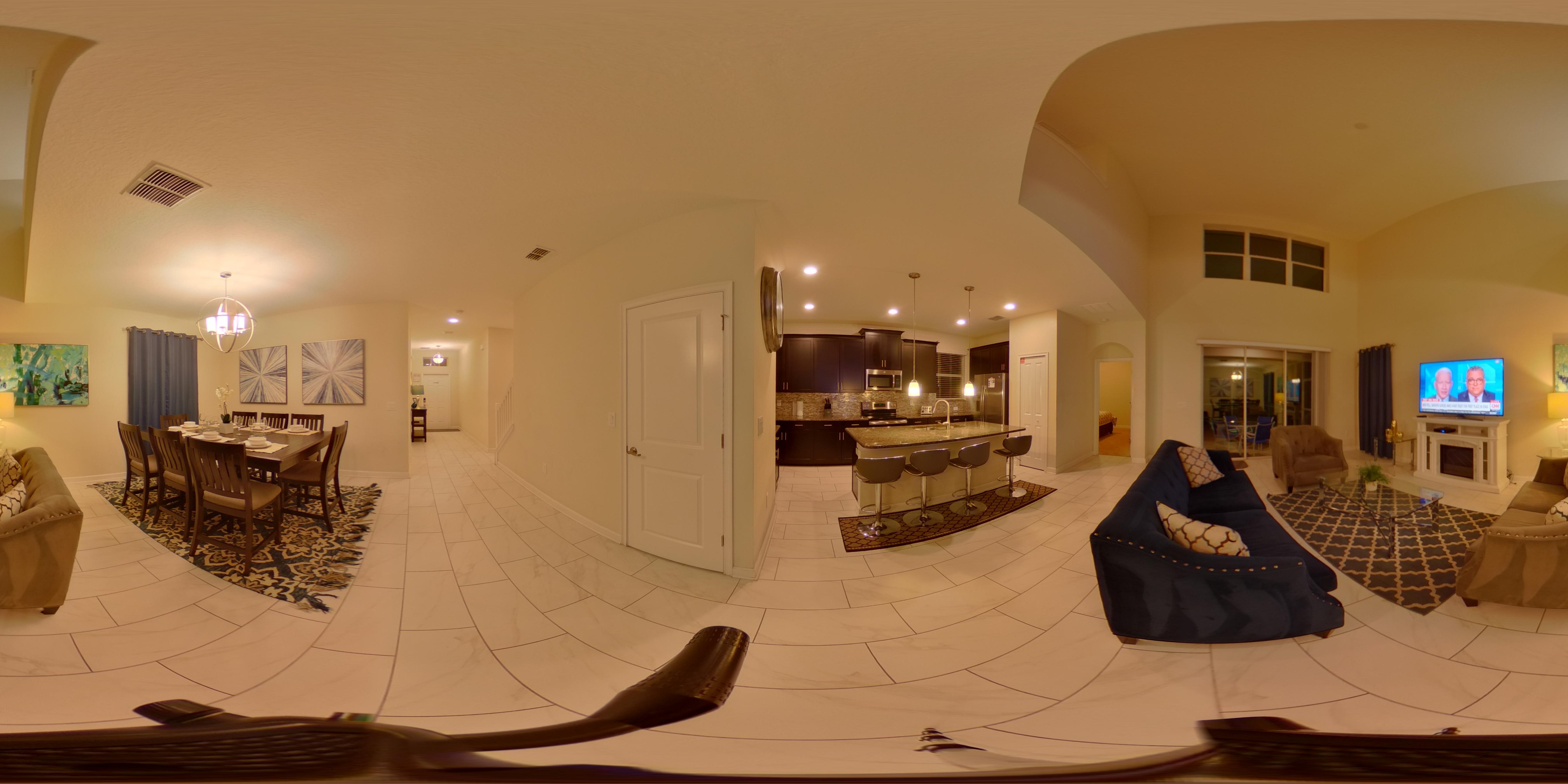 Apartment Villa  10 min from Disney  Golf  Wetpark all new photo 24719411