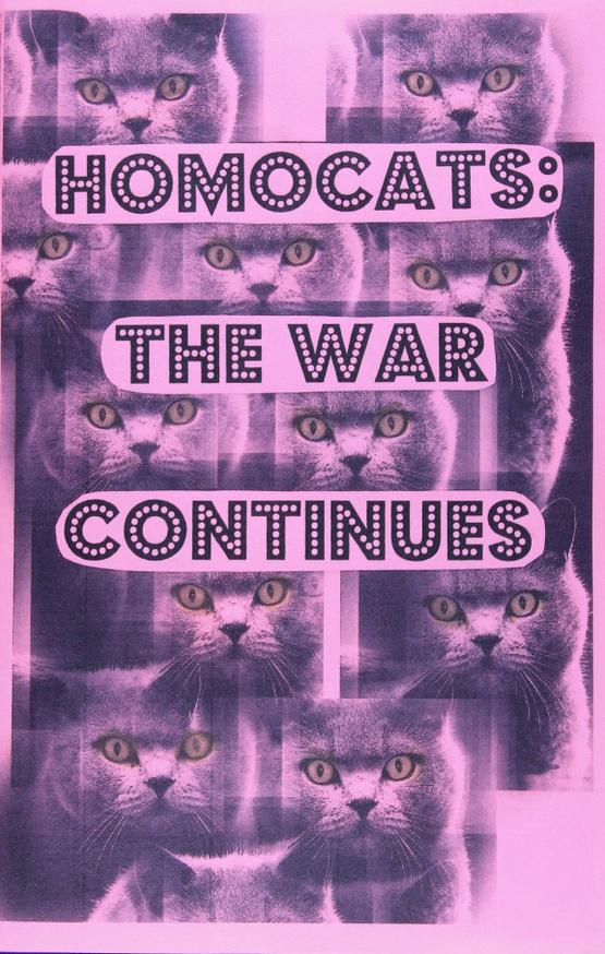 HOMOCATS: The War Continues