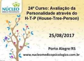 Avaliação da Personalidade através do H-T-P (House-Tree-Person)