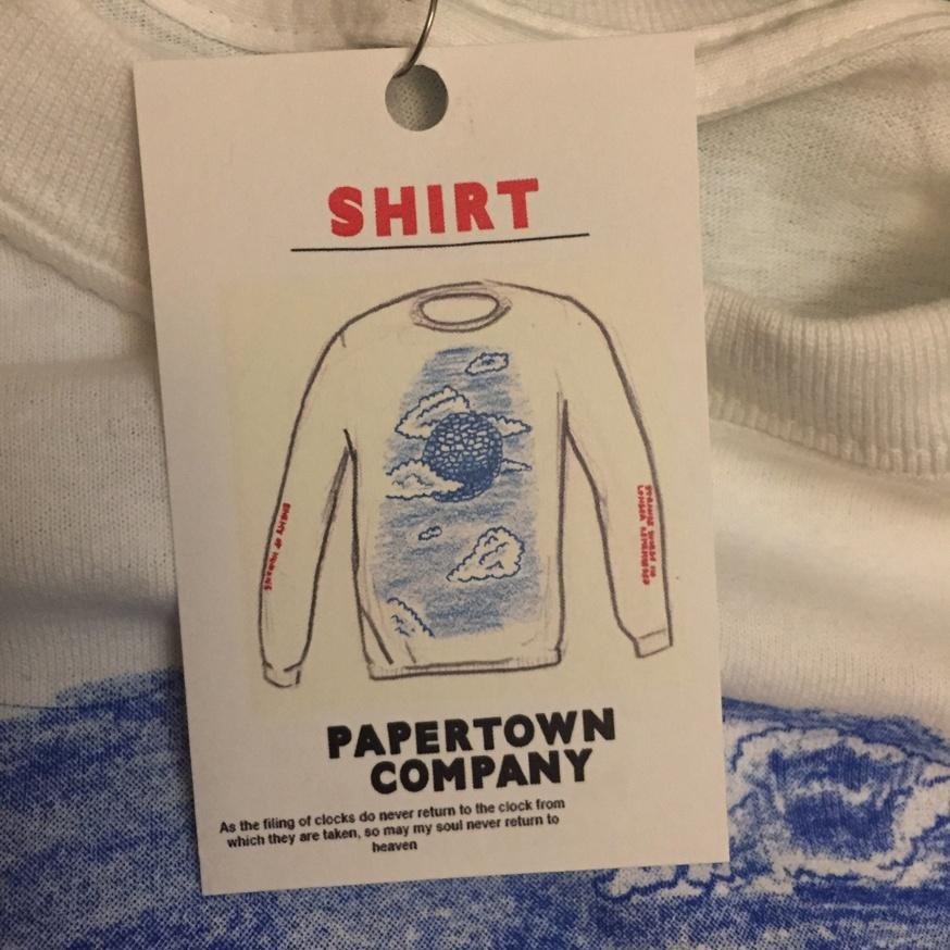 Levitating Rock T-Shirt [Large] thumbnail 3