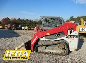 Used 2017 Takeuchi TL10V2 For Sale
