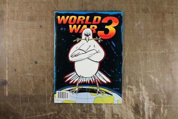 World War 3 Illustrated thumbnail 2