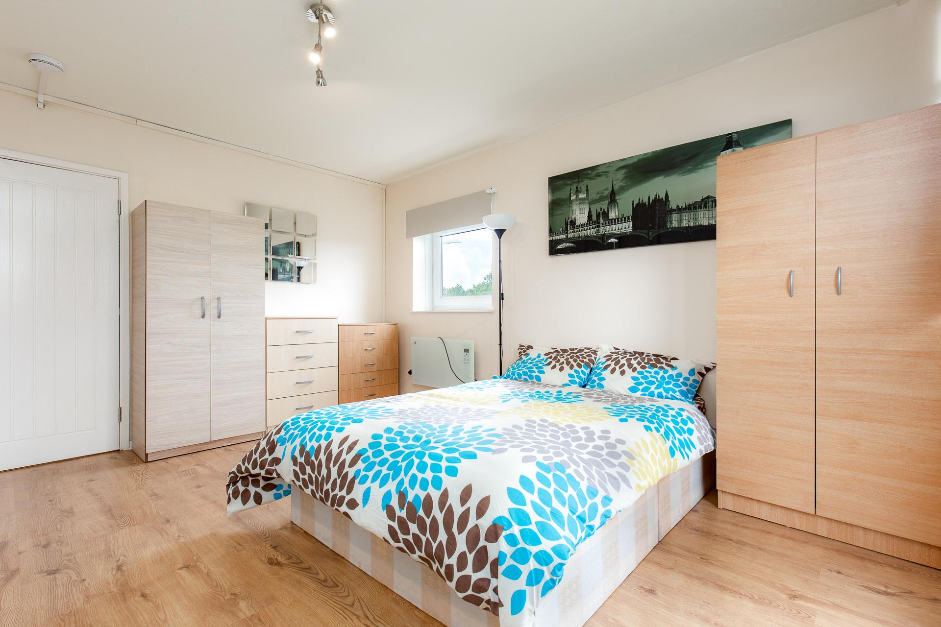 Queensland House London Deluxe Guest Room 3 photo 20449784