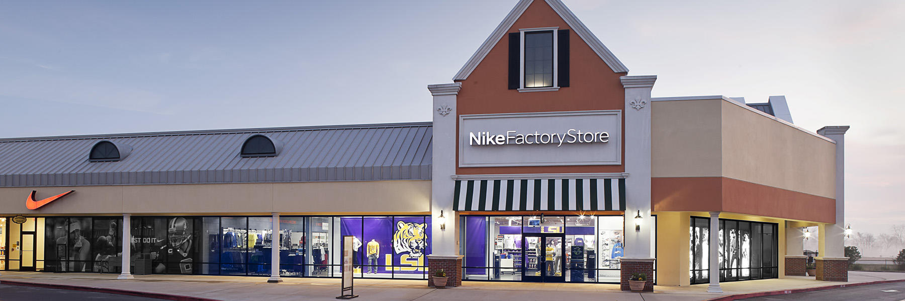 baton rouge nike outlet