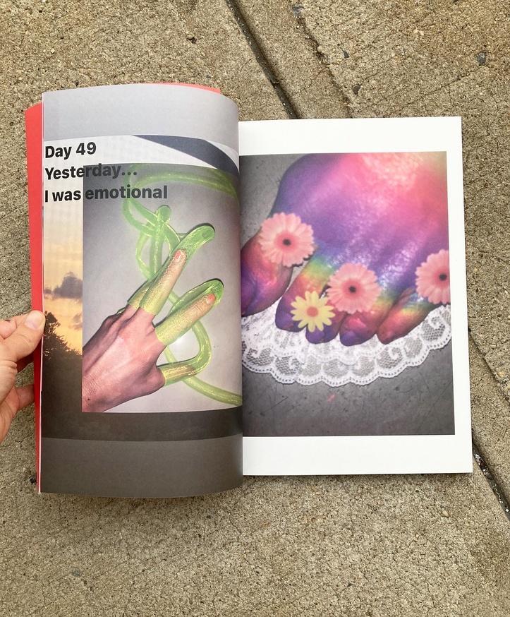 52 Days Visual Diary thumbnail 5