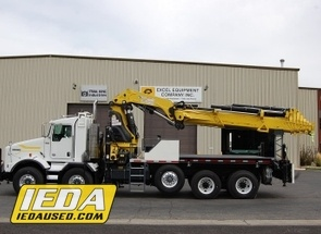 Used 2014 HIAB XS855E-10 HIPRO For Sale