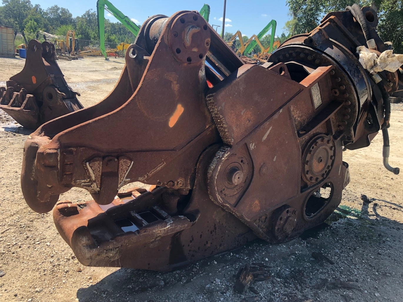 Used  Caterpillar MP20 For Sale