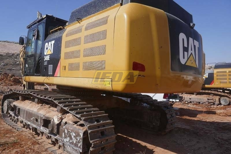 Used 2012 Caterpillar 349EL ME VG For Sale