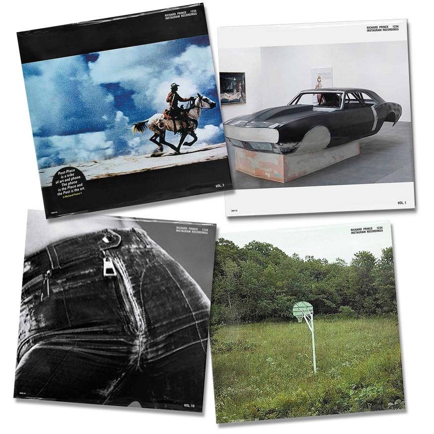 Richard Prince 1234: Instagram Recordings Complete Set, Vols. 1-12 thumbnail 2