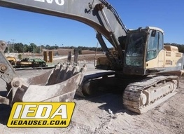 Used 2011 Volvo EC 460 C L For Sale