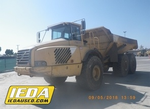 Used 2002 Volvo A40D For Sale
