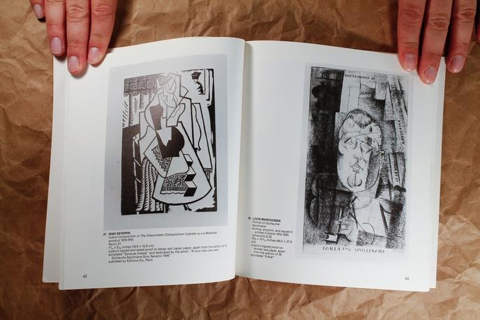 The Flue : Cubist Prints / Cubists Books thumbnail 2