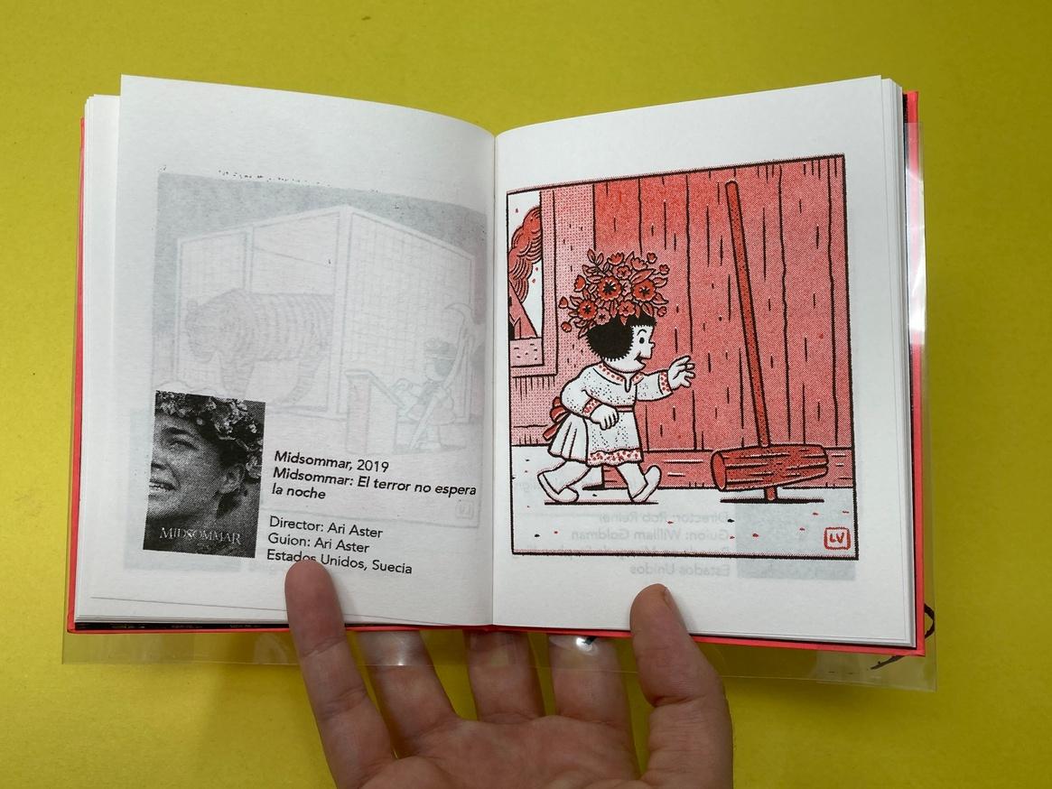 Bloody Me Nancy! A Horror Mash-Up thumbnail 3