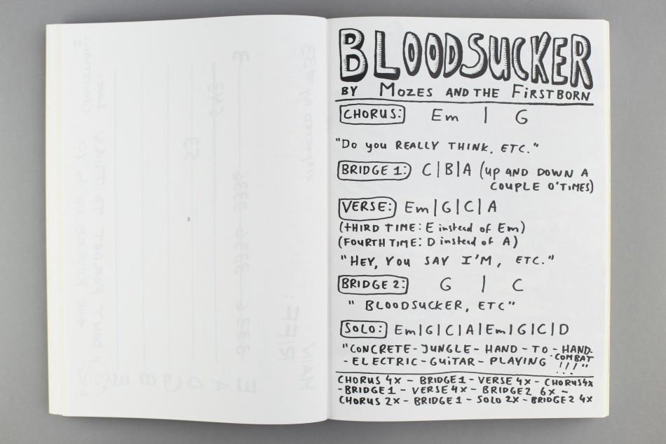Bad Bonn Song Book thumbnail 2