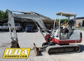 Used 2005 Takeuchi TB135 For Sale