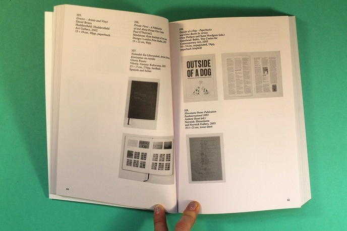The Book on Books on Artists Books thumbnail 3