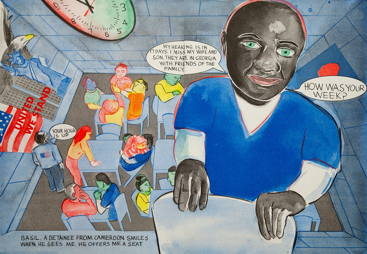 Between Worlds: an asylum seeker in America thumbnail 7
