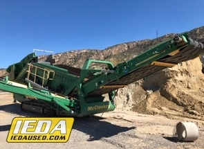 Used 2016 McCloskey R230 For Sale