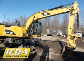 Used 2011 Caterpillar M316D For Sale