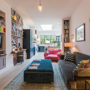 rent house for filming london