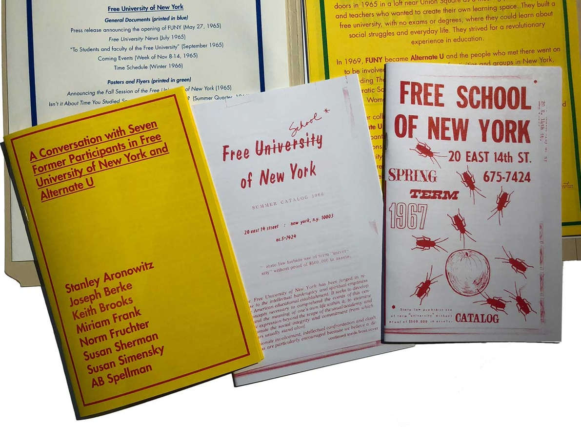 Free Education!: The Free University of New York, Alternate U, and the Liberation of Education thumbnail 3