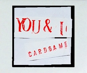 You & I Card Game (You and I Card Game) [Boxed]
