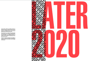 Later, 2020! _Art Handler's_ Year End Issue