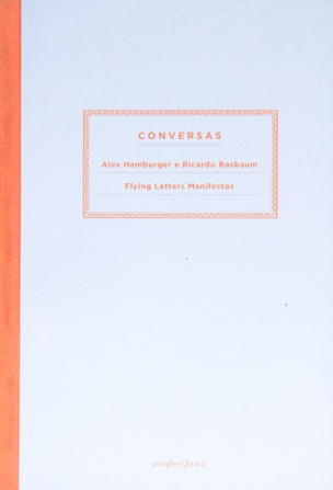 Conversas : Flying Letters Manifesto