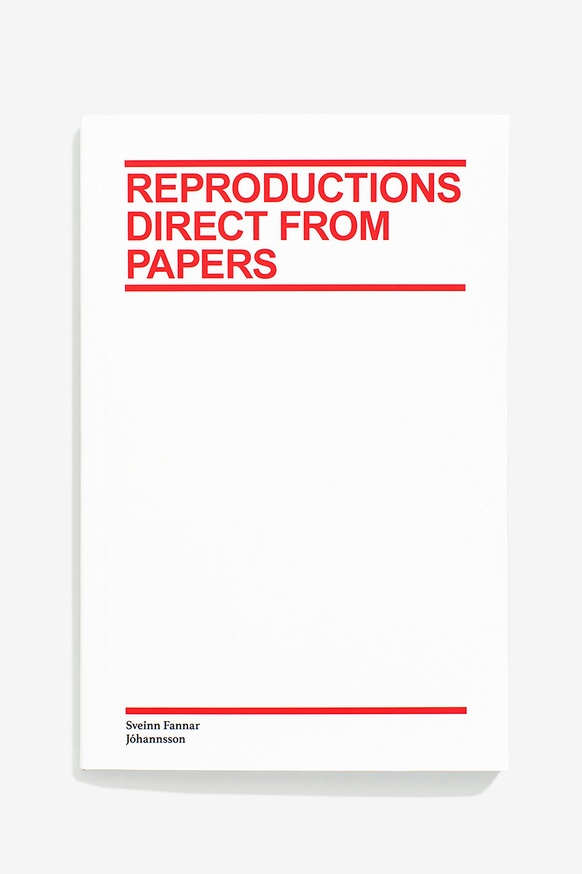 Reproductions Direct from Papers