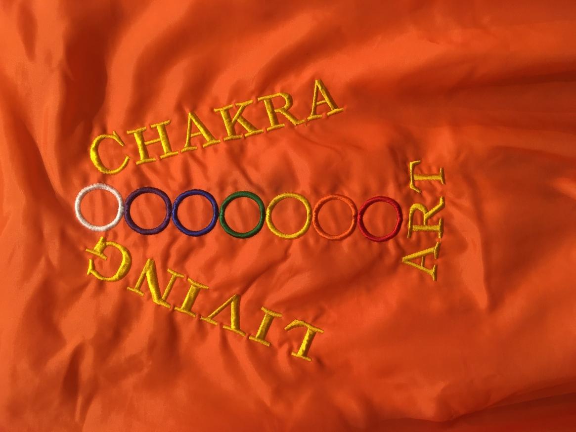 Living Art Chakra Jacket Orange thumbnail 2