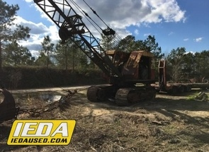 Used 1970 BUCYRUS-ERIE 22B For Sale