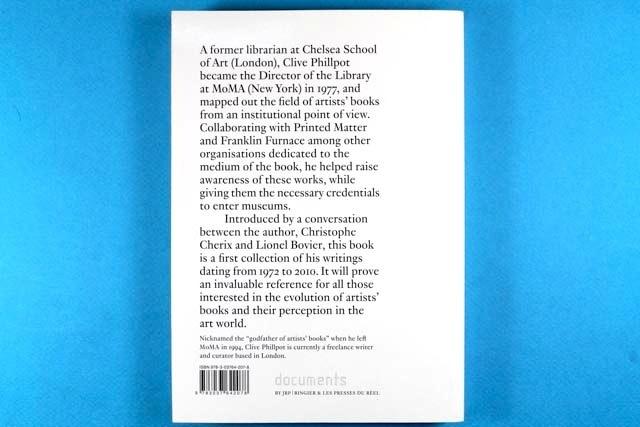Booktrek: Selected Essays on Artists' Books (1972-2010) thumbnail 2