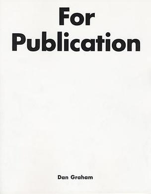 For Publication