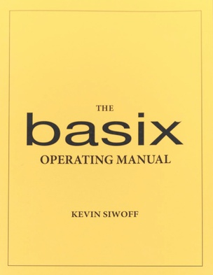 Basix Operating Manual