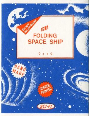 Folding Space Ship