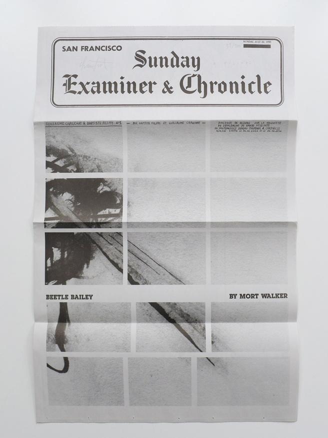Sunday Examiner Chronicle thumbnail 3