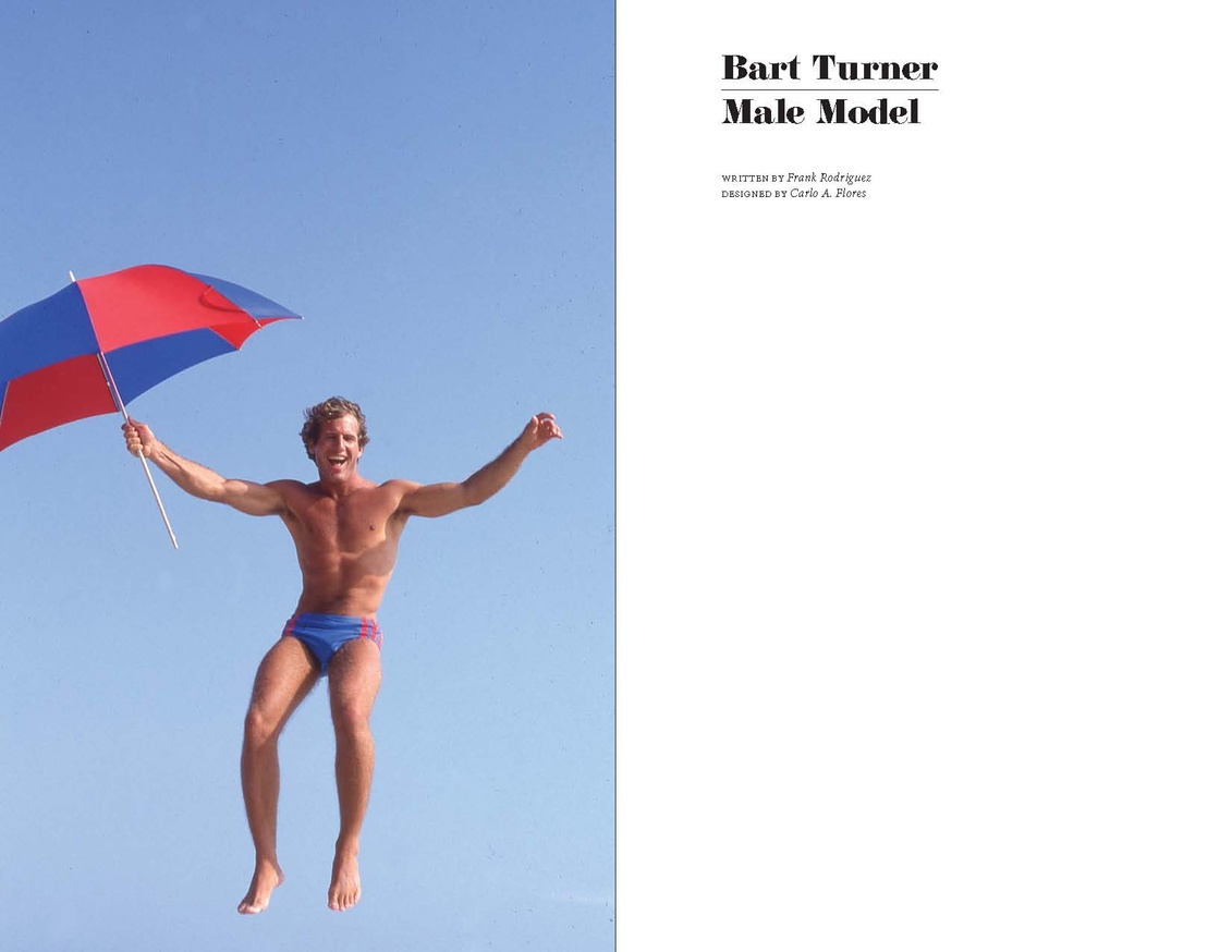 Bart Turner Male Model thumbnail 2