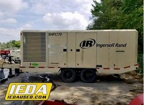 Used 2011 Ingersoll-Rand XHP1170WCAT For Sale