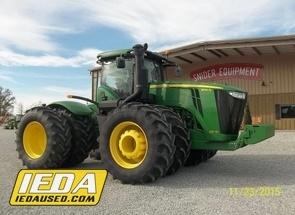 Used 2012 John Deere 9560R For Sale