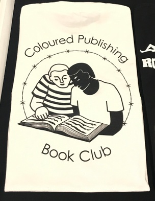 Book Club T-shirt [Extra Large]
