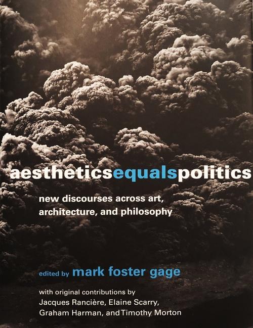 aesthetics equals politics book