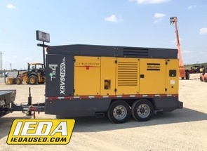 Used 2015 Atlas Copco XRVS1000CD7 For Sale
