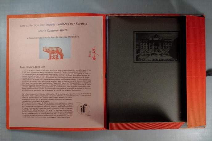 Rome : Texture d'une Ville thumbnail 2