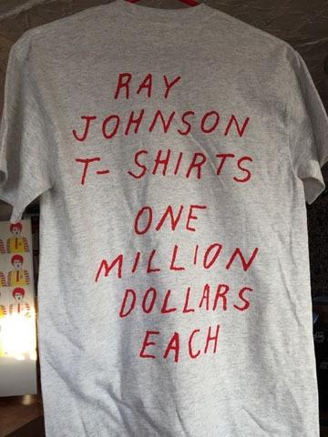 Ray Johnson Bootleg T-Shirt  [XL] thumbnail 3
