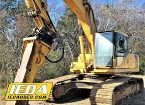 Used 2005 Komatsu PC270 LC-6 For Sale
