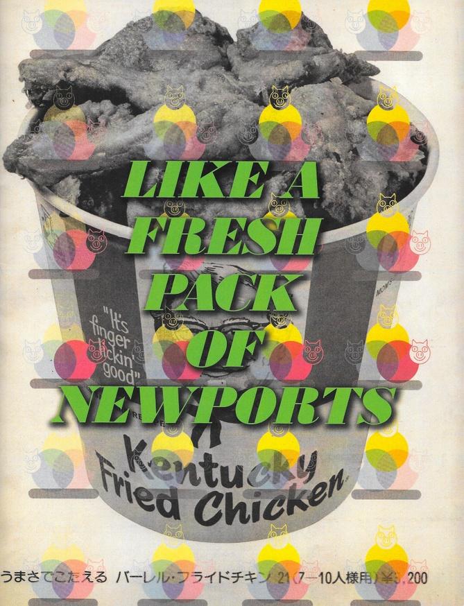 Like a Fresh Pack of Newports