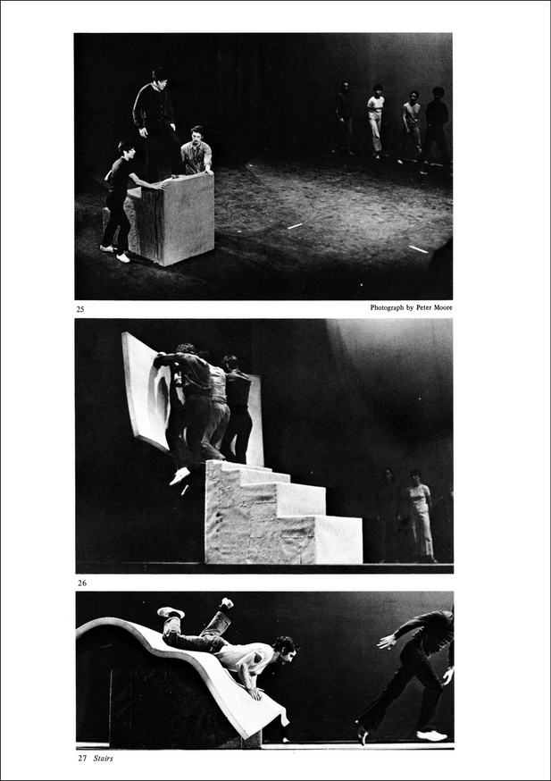 Yvonne Rainer: Work 1961–73 thumbnail 7