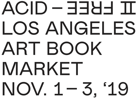 Acid-Free Los Angeles Book Market